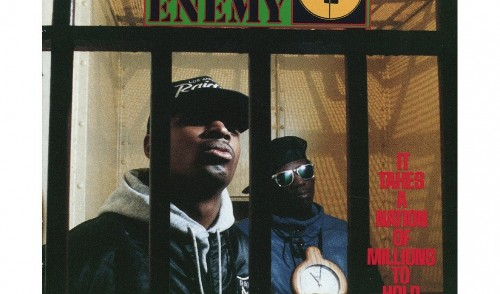 Public Enemy's 'It Takes a Nation of Millions to Hold Us Back'