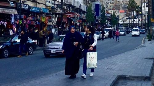 Why do so few women work (for pay) in Jordan?