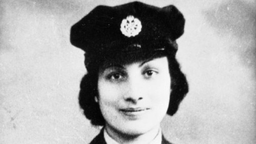 The Indian spy princess who died fighting the Nazis