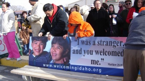Dear Immigrants: You're (officially) welcome in Wilder, Idaho
