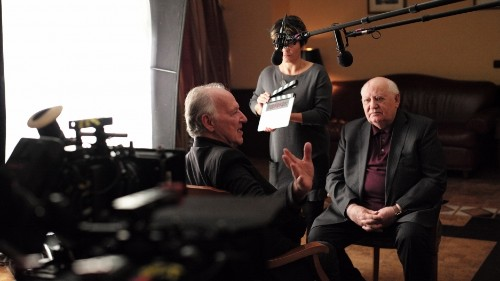 Werner Herzog on the art of narration, Gorbachev and cat videos
