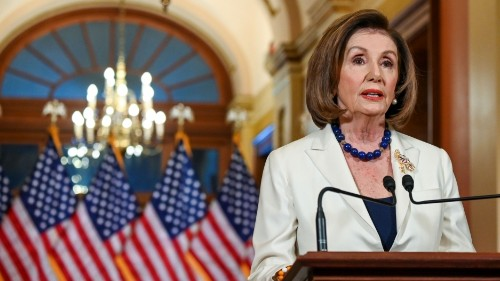 Democrats push forward as Pelosi moves for articles of impeachment