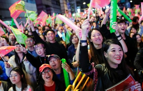 Analysis: Taiwan's election shows youth resistance to China