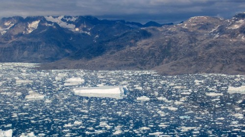 Here's what climate change looks like from the edge of the Greenland icecap