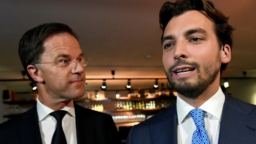 With far-right topping Dutch polls, EU elections could see Eurosceptics take the lead
