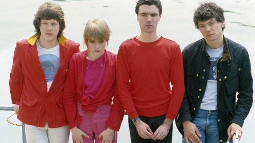 David Byrne and the birth of Talking Heads