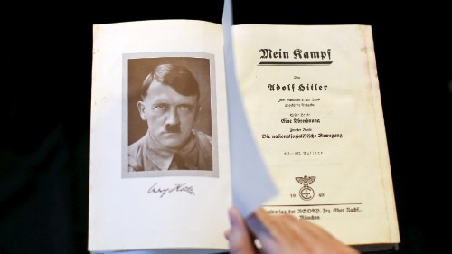 As a kid, he fled Nazi Germany. As an adult, he found Hitler's forgotten second book.