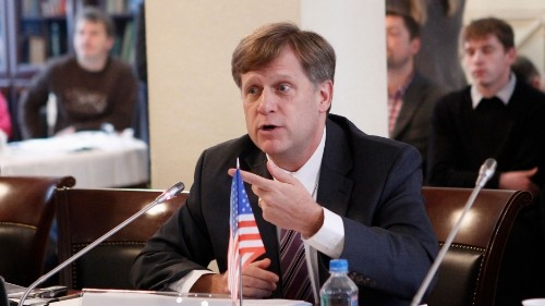 Trump's ad hoc diplomacy makes him look 'extremely weak,' says Amb. McFaul