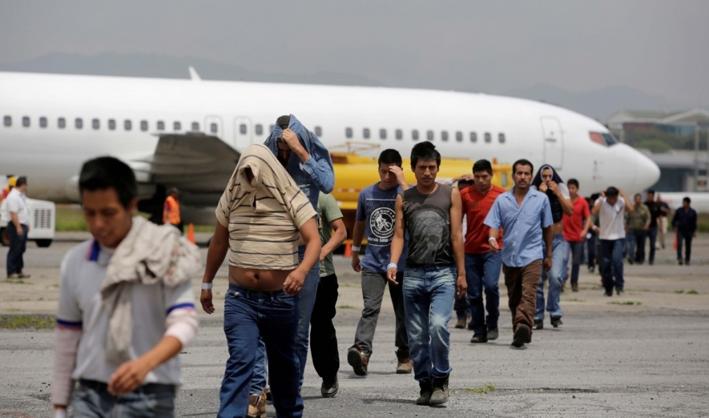 Guatemalans deported from US shunned at home over coronavirus fears