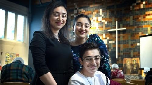 Dutch church ends 96-day service as Armenian family spared deportation