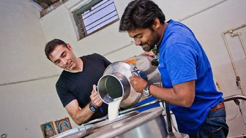 An MIT lesson in failure helps deliver fresh milk to millions in India