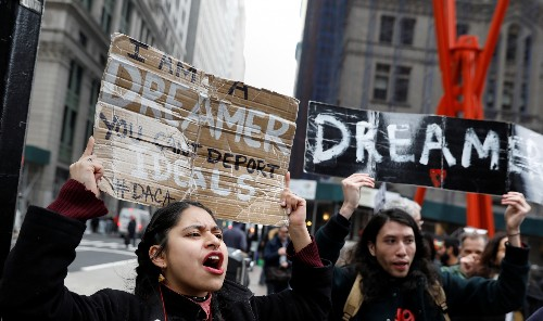Trump ended DACA. This woman is suing to keep the program alive.