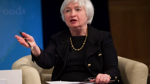 Janet Yellen appears to have open path to leadership of Federal Reserve