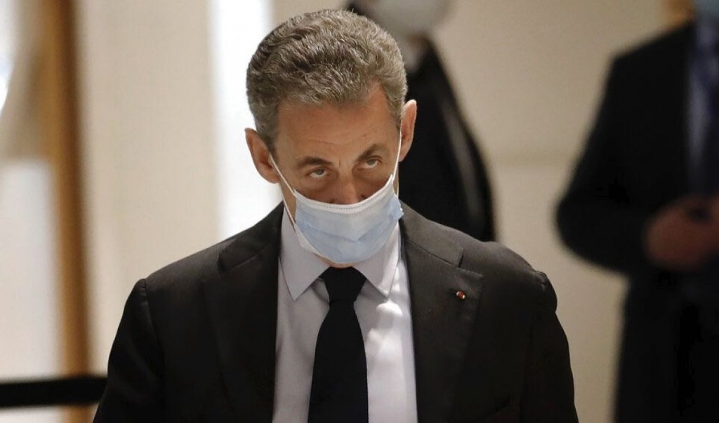 France's former 'Bling-Bling President' Sarkozy in court on corruption charges