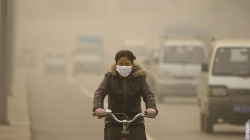New research discovers vast impact on lifespan from China's pollution
