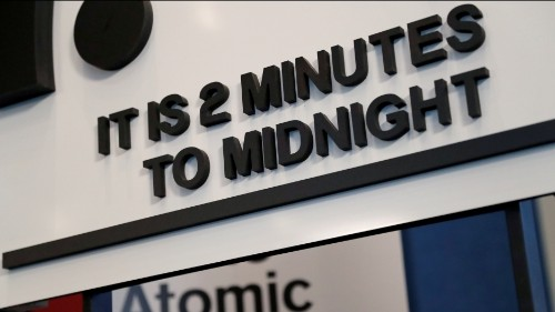 Things that Go Boom: Nothing good happens after 'nuclear midnight'