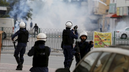 An American reporter speaks out about her detention in Bahrain