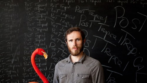 James McMorrow's haunting rendition of a classic 1980s pop tune changed his life