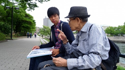 After the A-bomb survivors die, who will be Hiroshima's memory keepers?