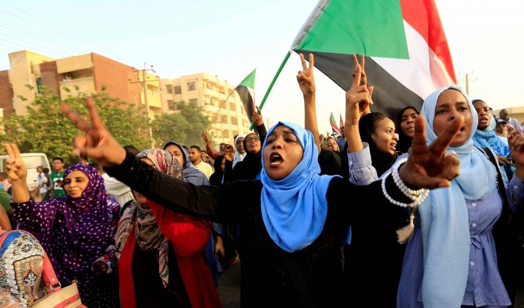 Sudanese women seek justice one year after pro-democracy crackdown