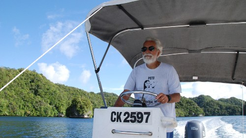 Scientists search Palau's coral reefs for new anti-cancer drugs