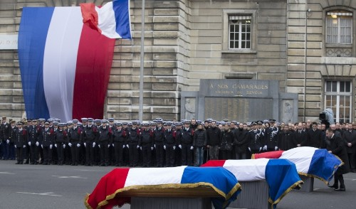 France is 'at war' with Islamists, says prime minister