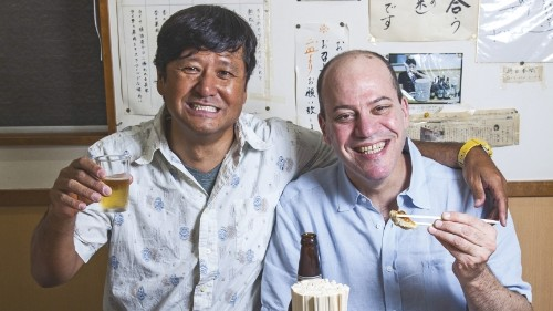 Why these two New York chefs consider curry Japanese soul food