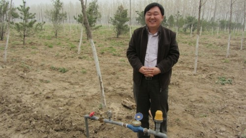 Low-water lunch: A Chinese breakthrough on irrigation?