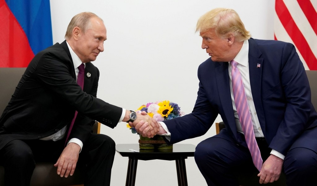 Trump suggests inviting Russia to the G-7; A global spotlight on US amid ongoing protests