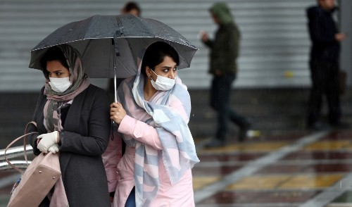 Iranians skeptical their government can handle the coronavirus outbreak