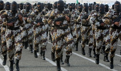 Arab nations want to build a united army
