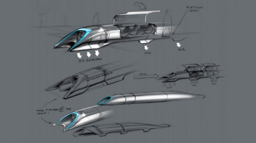 Once thought of as just a dream — is the hyperloop a real possibility?