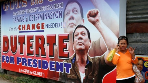 The Philippines' new president vows to 'butcher' criminals. Here's his plan.
