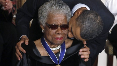 A long-time friend recalls the laughter and joy that epitomized Maya Angelou