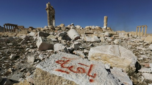 We're just beginning to grasp the toll of ISIS' archaeological looting in Syria
