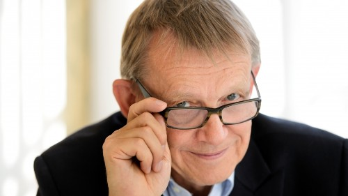 Hans Rosling, who turned statistics into performance art, dies at 68