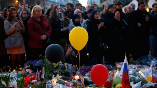 A Belgian father from Morocco talks to his sons about the Brussels attacks
