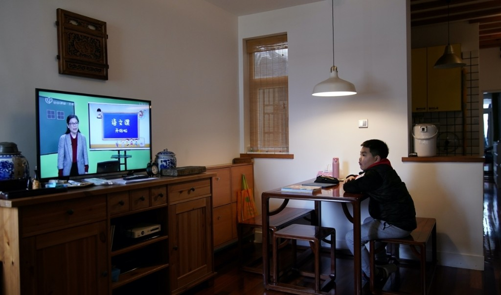 Math at midnight: Students stuck in US struggle with remote learning at Chinese schools