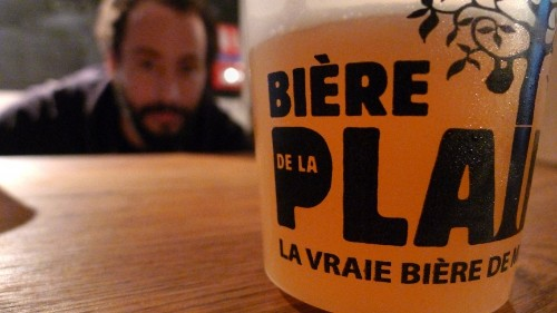 Beer brews up a following in France's wine country