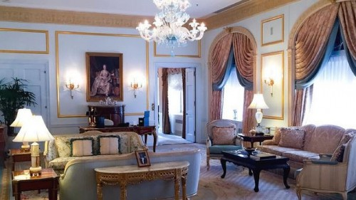 Are Waldorf Astoria hotel rooms bugged?