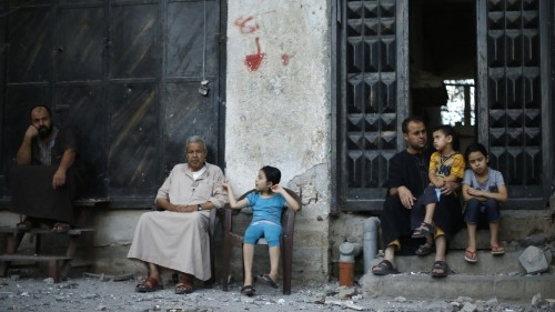 How did the Gaza Strip become one of the most hopeless places on Earth?