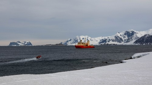 Antarctica Dispatch 9: Thoughts on climate change and returning home