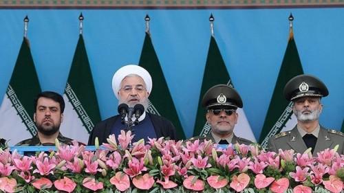 Hardliners target Iran's president as US pressure grows