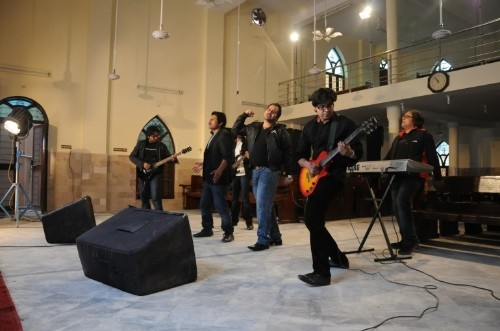 Hallelujah? Christian rock is gaining popularity in Pakistan — under the radar