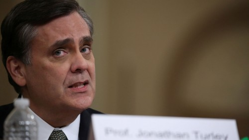 Turley: Impeachment trial witnesses could be 'live torpedoes in the water'