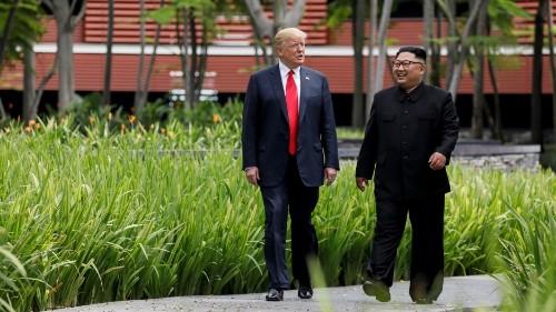 Trump-Kim summit gave 'master manipulator' a global platform, says defector