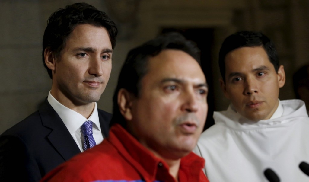 Trudeau apologizes for mistreatment of Inuit during tuberculosis epidemic