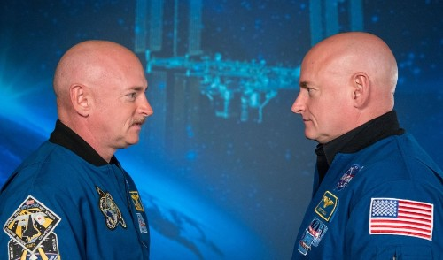 A study of astronaut twins will give NASA some key genetic insight