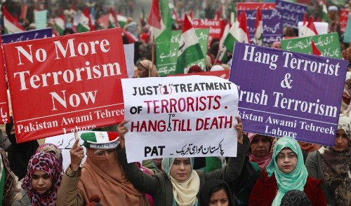 Pakistan's patience with terrorism may finally have run out