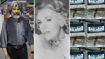 Fred Wilson, Uta Hagen and 'The Most Mysterious Song on the Internet'